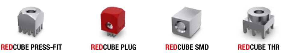 Wurth Electronics REDCUBE Products